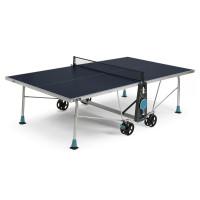 Теннисный стол всепогодный Cornilleau 200X Outdoor синий 5 mm
