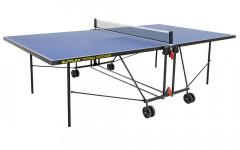 Всепогодный теннисный стол Sunflex Optimal Outdoor синий