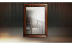 Зеркало прямоугольное. Багет Фоджи