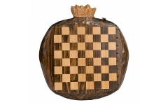 Шахматы резные Гранат Mirzoyan