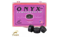 Наклейка для кия Tiger Onyx Ltd ø13мм Medium 1шт.
