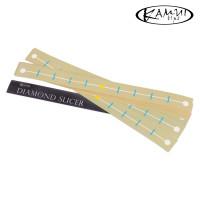 Комплект стикеров с тренировочной разметкой Kamui Diamond Slicer Set