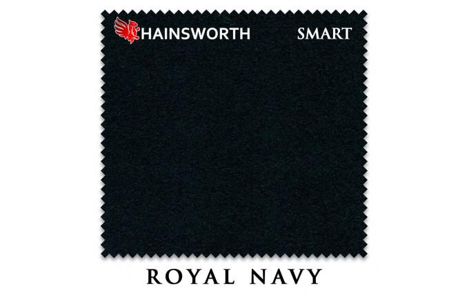 Сукно Hainsworth Smart Snooker 195см Royal Navy