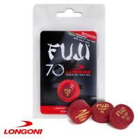 Наклейка для кия Longoni Fuji Modena ø14мм Medium 1шт.