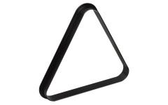 Треугольник Junior пластик черный ø57,2мм