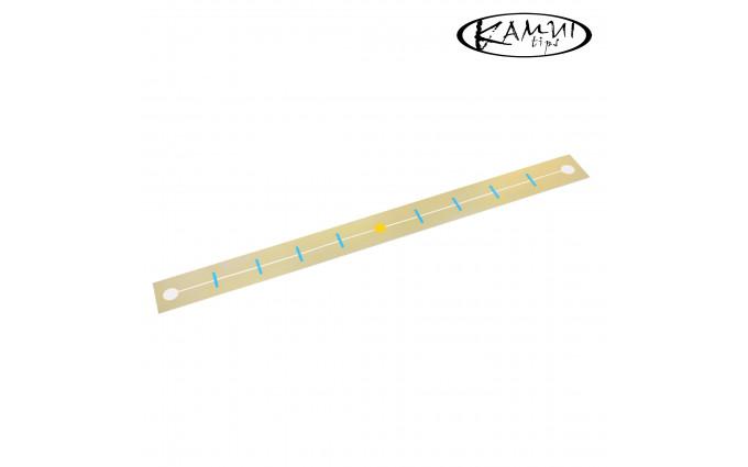 Стикер с тренировочной разметкой Kamui Diamond Slicer