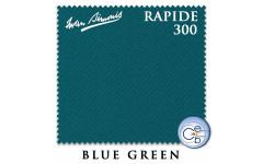 Сукно Iwan Simonis 300 Rapide Carom 195см Blue Green