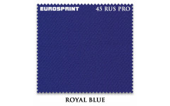 Сукно Eurosprint 45 Rus Pro 198см Royal Blue