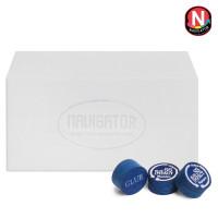 Наклейка для кия Navigator Blue Impact ø14мм Premium Super Soft 1шт.