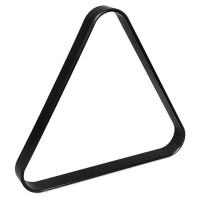 Треугольник Junior пластик черный ø68мм