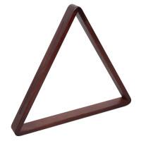Треугольник Венеция дуб коричневый ø68мм