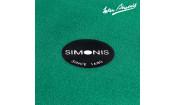 Самоклеящаяся метка для стола Iwan Simonis Spot ø35мм 10шт.