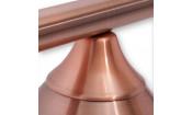 Светильник Marseille Red Bronze 4 плафона