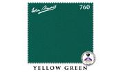 Сукно Iwan Simonis 760 195см Yellow Green