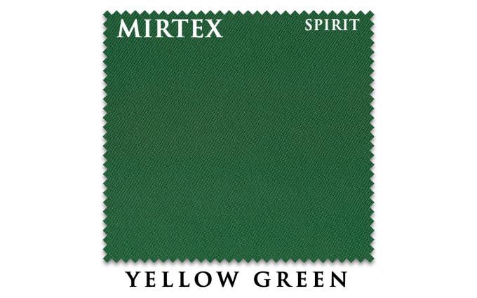 Сукно Mirtex Spirit 200см Yellow Green
