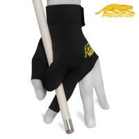 Перчатка Predator Second Skin черная/желтая левая XXL
