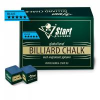 Мел Startbilliards 5 звезд синий (144шт)
