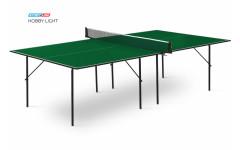 Теннисный стол Start Line Hobby Light green