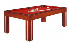 Бильярдный стол для пула «Granada» 7 ф (махагон) со столешницей и сукном