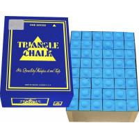 Мел «Triangle» (144 шт) синий