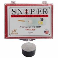 Наклейка для кия «Sniper» (M) 13 мм