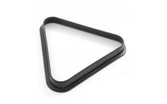 Треугольник 57.2 мм (черный пластик, 3 мм)